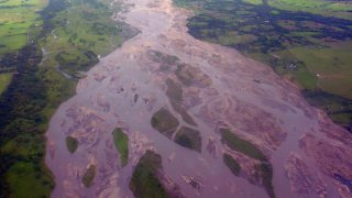La rivière de Caño Cristales en Colombie