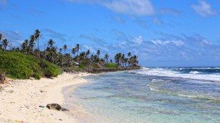 Les plages de San Andres en Colombie