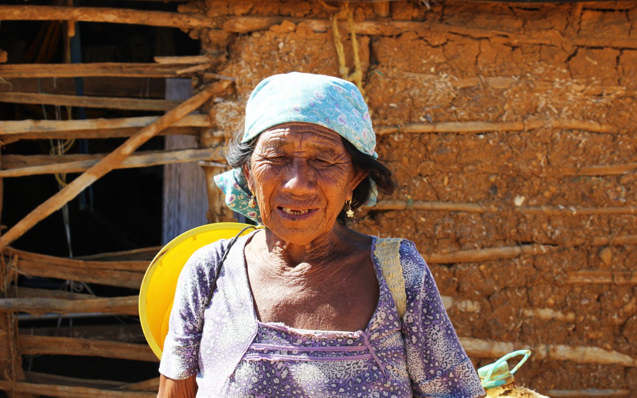 Wayuu Community of the Guajira Peninsula in Colombia