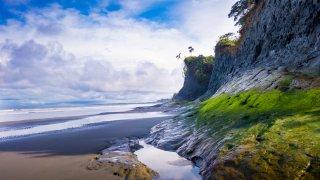 La côte Pacifique en Colombie
