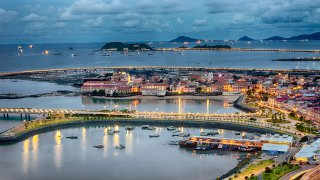Panama City au Panama