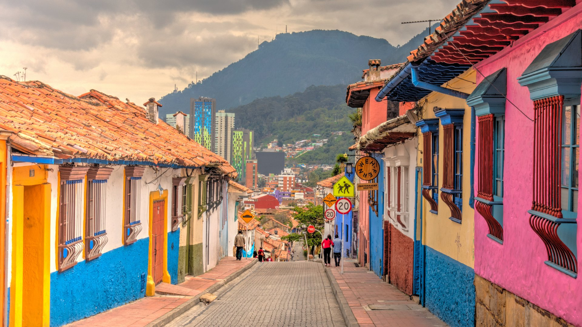 Visit of the City of Bogota in Colombia | Must sees | Terra Colombia