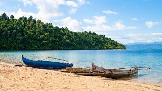 Les plages de Capurgana dans le Darien en Colombie