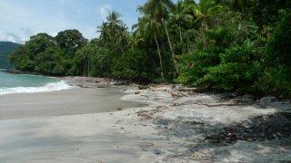Bahia Solano dans la région du Choco en Colombie