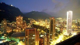 Bogota de nuit