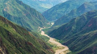 Colombia's Landscapes and Weather