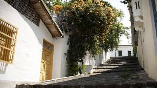 Le village colonial d'Honda dans le Tolima
