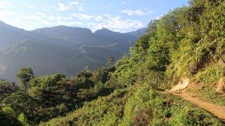 Trek of the Ciudad Perdida in the Sierra Nevada