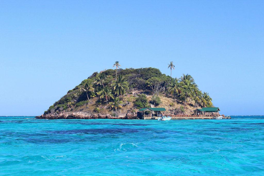 L'Ile de Providencia en Colombie