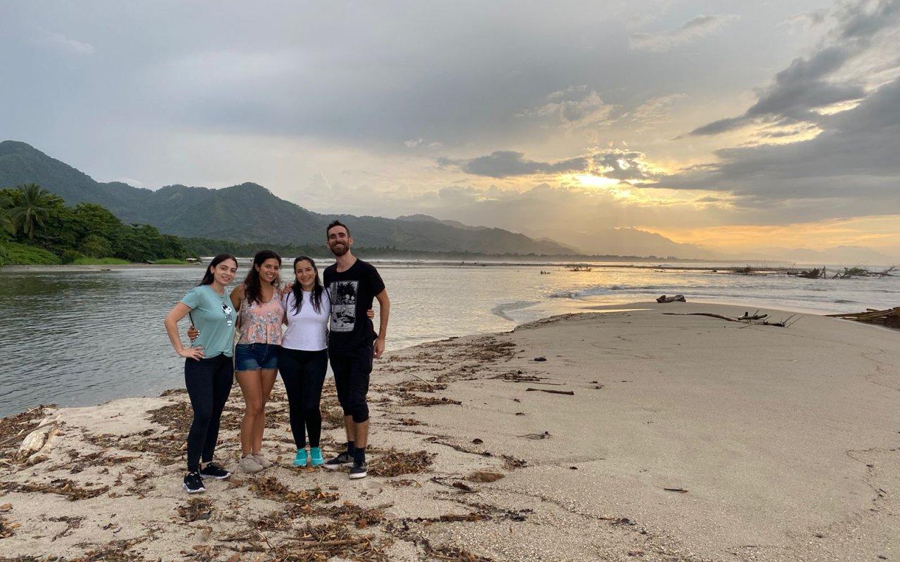 terra colombia team