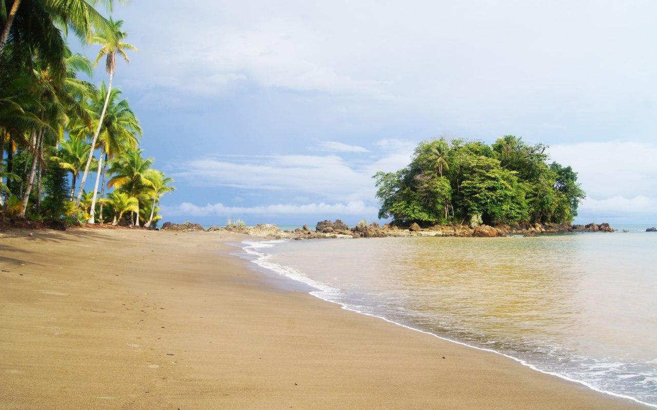 La région du Pacifique en Colombie