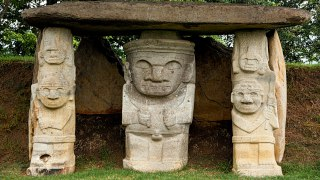 Unesco heritage sites in Colombia