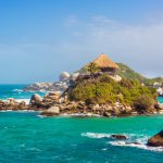 The Sierra Nevada and the Tayrona Park