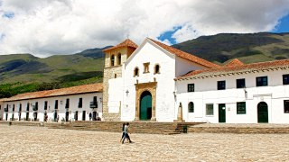 Villa de Leyva and Mongui