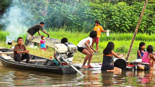Rencontre avec les indigènes d'Amazonie en Colombie