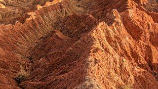 Le désert de Tatacoa en Colombie